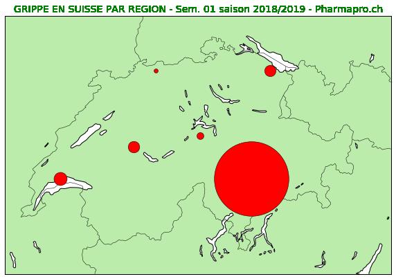 En Suisse, la grippe s'approche du seuil épidémique