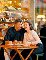 Couple : manger ensemble rendrait plus heureux