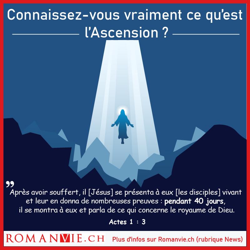 Connaissez-vous vraiment ce qu'est l'Ascension ?